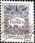 Sellos de Europa - Checoslovaquia -  Intercambio 0,20 usd 1,50 k. 1954