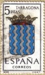 Sellos de Europa - España -  TARRAGONA - Escudos Provincias España