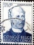Stamps : Europe : Belgium :  Intercambio 0,20 usd 3,50 fr. 1947