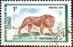 Stamps : Africa : Republic_of_the_Congo :  Intercambio 0,20 usd 1 fr. 1972