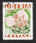 Sellos de Africa - Liberia -  Flores