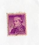 Stamps : America : United_States :  Susan B. Anthony