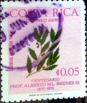 Sellos de America - Costa Rica -  Intercambio 0,20 usd 5 cent. 1976