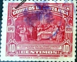 Stamps : America : Costa_Rica :  Intercambio 0,20 usd 10 cent. 1930