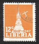 Sellos de Africa - Liberia -  100 años de la Independencia