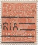 Stamps Australia -  Y & T Nº 25 (1)