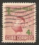 Stamps Cuba -  Navidad
