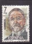 Sellos de Europa - España -  maestros de la zarzuela