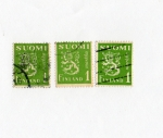 Stamps : Europe : Finland :  SUOMI FINLAND