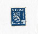 Stamps : Europe : Finland :  SUOMI FINLANDIA