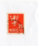 Stamps : Europe : Norway :  LEON