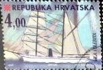 Stamps : Europe : Croatia :  Intercambio jxa 1,40 usd 4 k. 1998