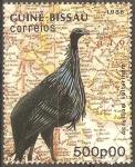 Sellos del Mundo : Africa : Guinea_Bissau : Vulturinum-