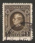 Stamps : Europe : Slovakia :  Andrej Hlinka