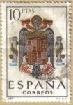 Sellos del Mundo : Europa : España : ESPAÑA - Escudos Provincias España