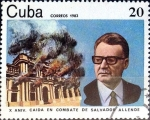 Sellos del Mundo : America : Cuba : Intercambio 0,20 usd 20 cent. 1983