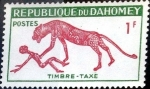 Sellos del Mundo : Africa : Benin : Intercambio 0,20 usd 1 fr. 1963