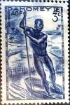 Sellos del Mundo : Africa : Benin : Intercambio 0,20 usd 3 cent.  1941