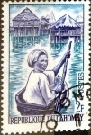 Sellos del Mundo : Africa : Benin : Intercambio 0,20 usd 2 fr. 1963
