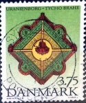 Stamps : Europe : Denmark :  Intercambio 0,30 usd 3,75 krone 1995