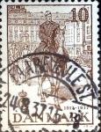 Stamps Denmark -  Intercambio 0,25 usd 10 ore 1937