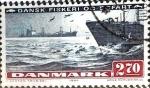 Sellos de Europa - Dinamarca -  Intercambio 0,60 usd 2,70 krone  1984