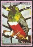 Sellos del Mundo : Africa : Guinea_Ecuatorial : Trogon collaris