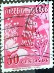 Sellos de America - Ecuador -  Intercambio 0,20 usd 30 cent. 1954