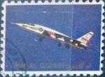 Stamps : Asia : United_Arab_Emirates :  Intercambio crxf2 0,20 usd 1 ryals 1971