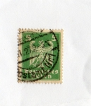 Stamps : Europe : Germany :  Deutches Reich