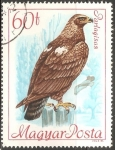 Stamps Hungary -  Parlagisas-Águia Imperial