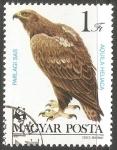 Sellos de Europa - Hungría -  Aquila heliaca-Águia-imperial-oriental