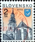 Sellos del Mundo : Europa : Eslovenia : Intercambio 0,20 usd 2 k. 1995