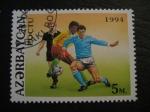 Sellos de Asia - Azerbaiyán -  1994 World Cup Soccer Championships, U.S.