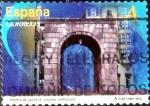 Stamps Spain -  Intercambio 0,20 usd tarifa A 2013