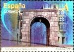 Stamps : Europe : Spain :  Intercambio 0,20 usd tarifa A 2013