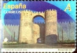 Stamps : Europe : Spain :  Intercambio 0,20 usd tarifa A 2013