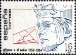 Stamps : Europe : Spain :  Intercambio mrl 0,20 usd 16 pts. 1984