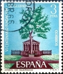 Stamps : Europe : Spain :  Intercambio 0,20 usd 3 pts. 1966