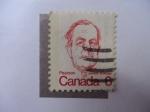 Stamps Canada -  Lester B. Pearson.
