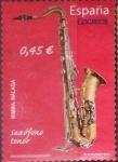 Sellos de Europa - España -  Intercambio 0,50 usd 45 cent. 2010