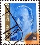 Stamps Spain -  Intercambio 0,20 usd 30 ptas. 1993