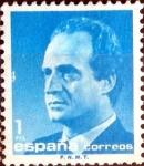 Stamps Spain -  Intercambio 0,20 usd 1 ptas. 1985