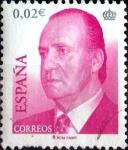 sello : Europa : España : Intercambio mas 0,20 usd 2 cent. 2004