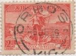 Sellos de Oceania - Australia -  Y & T Nº 105