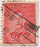 Sellos de Oceania - Australia -  Y & T Nº 112