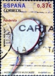 Stamps Spain -  Intercambio 0,40 usd 32 cent. 2013