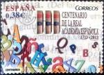 Sellos de Europa - España -  Intercambio 0,40 usd 38 cent. 2014