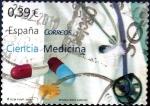 sello : Europa : España : Intercambio mas 0,40 usd 39 cent. 2008