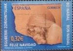 Sellos de Europa - España -  Intercambio 0,40 usd 32 cent. 2009